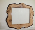 Stunning Burr Edge Oak Frame. Truely unique