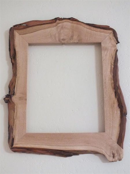 Natural Edge Frames | Graham White Furniture