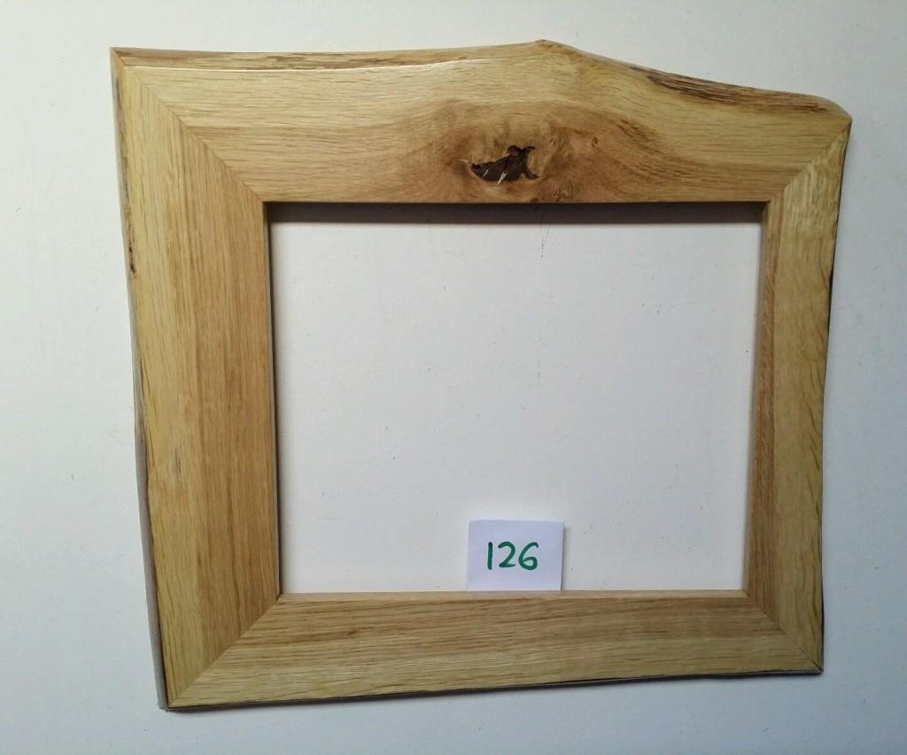 oak frame 10 x 12 inches no 126 graham white furniture. Black Bedroom Furniture Sets. Home Design Ideas