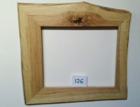 Oak Frame 10 x 12 inches No. 126