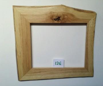 Oak Frame 10 x 12 inches No. 126