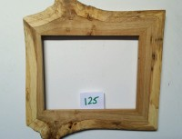 Oak Frame 10 x 8 inches No. 125