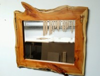 Yew Frame 16 x 20 inch Mirror This is now Sold